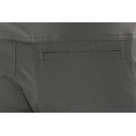 Lundhags Nybo Zip Off Pants Women Charcoal